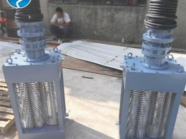 污水处理厂定制款粉碎格栅机