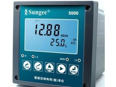 台湾尚捷(Sungee)   5000型电导率仪