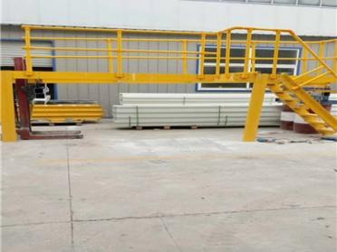供应石家庄玻璃钢平台厂家加工