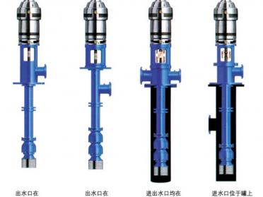 南京古尓兹长轴深井泵价格型号