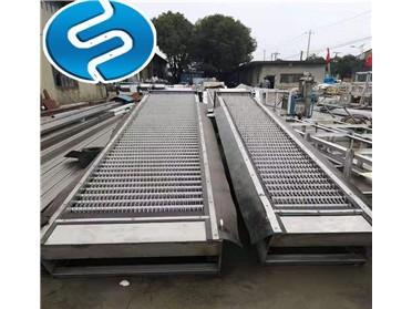 GSJT型阶梯式网板格栅