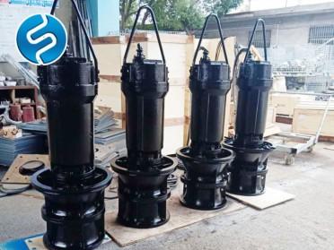 WQ型潜水排污泵主要用途