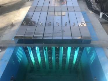 北京天津上海重庆污水明渠紫外线消毒器