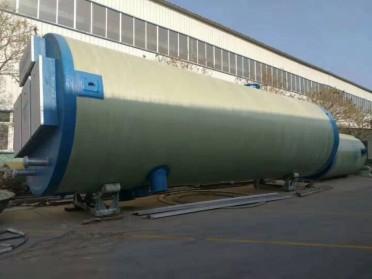 一体化预制泵站和传统混凝土泵站的区别