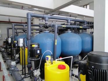 500吨/天中水回用设备