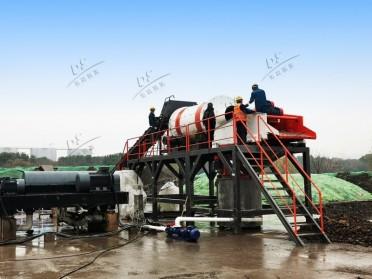 撬装式土壤淋洗修复装备