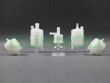 囊式过滤器2H宝塔接口气体液体除菌及澄清