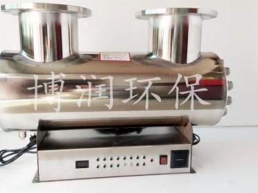 定州博润紫外线消毒器16支80W污水专用