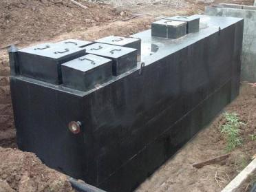 贵州厂家污水处理设备安装施工方案
