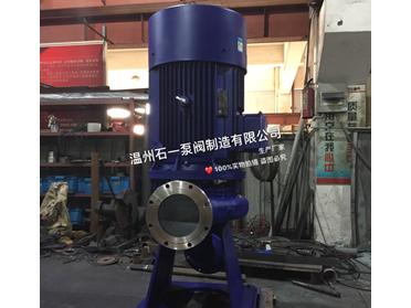 温州石一泵阀LWP不锈钢污水排污泵