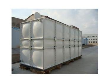 方形玻璃钢水箱 组合式玻璃钢水箱