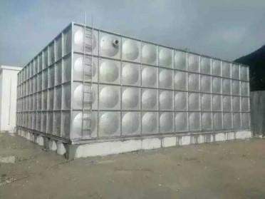 贵州不锈钢水箱 水箱厂家