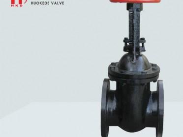 煤气闸阀-天然气阀门系列-霍科德阀门