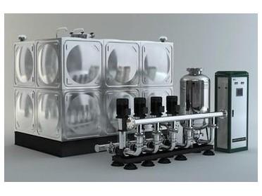 一体化箱式供水设备-贵州大为环保有限公司