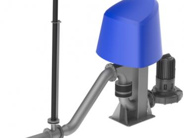 圣禹智能喷射器 调蓄池专用 爆气 搅拌 冲洗设备 智能喷射器