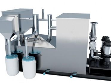 贵州餐饮厨房隔油设备-贵州厨房用油水分离器