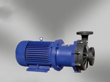 温州石一泵阀CQF磁力工程塑料离心泵