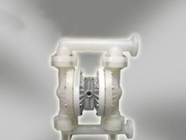 QBY第三代工程塑料隔膜泵