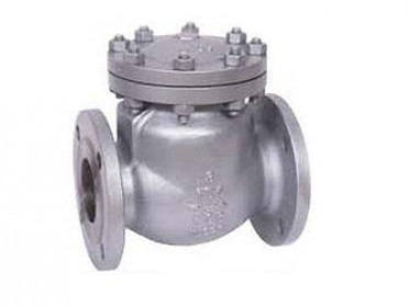 ASTM A105N Forged Swing Check Valve, API 602, 2IN, CL300, Flanged