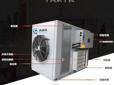 广州牛肉空气能烘干机-西莱特牛肉烘干房省电节能公认口碑好