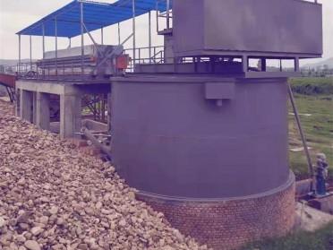 朝前环保  洗沙场污水泥浆处理设备 脱水压泥分离机
