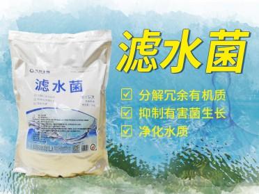 乾界生物滤水菌净化有机污水,除臭祛黑抑杀病原菌。