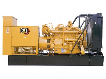 卡特彼勒 G3406 燃气发电机组