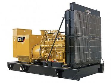 卡特彼勒 G3412 燃气发电机组