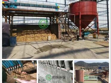 砂石厂水洗沙作业产生的泥浆水用什么设备处理