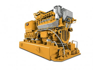 卡特彼勒 CG132B-8 燃气发电机组