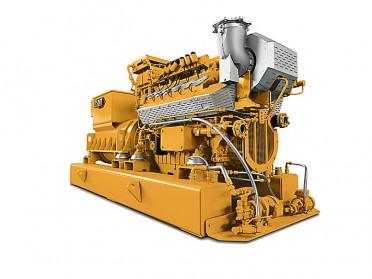 卡特彼勒 CG132B-12 燃气发电机组