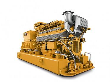 卡特彼勒 CG132B-16 燃气发电机组