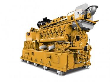 卡特彼勒 CG170-12 燃气发电机组