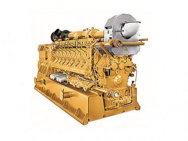 卡特彼勒 CG170-16 燃气发电机组