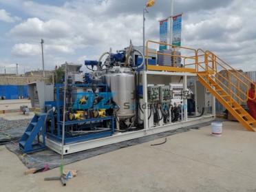 含油污泥处理系统