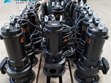 凯普德 WQ10-15-1.5潜水排污泵 工业生产污水排出泵