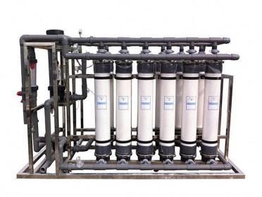 东莞食品工业用10吨/时超滤设备概况简述