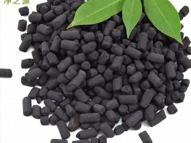 纯净水处理活性炭煤质柱状活性炭厂家