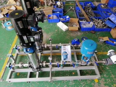 烟气污染NOX减排改造SNCR+SCR模块设备