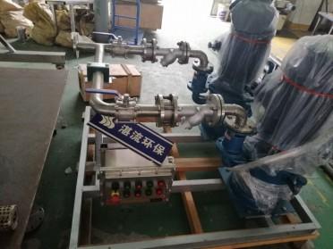 氮氧化物超低排放SNCR+SCR联合脱硝改造设备