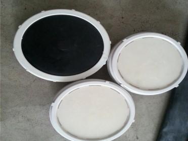 EPDM膜片盘式微孔曝气器 膜片式盘式曝气器 美国SSI盘式曝气器