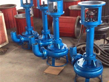 CSL立式渣浆泵