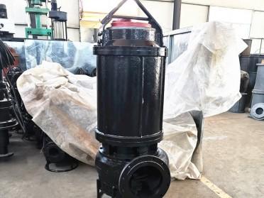 水桩基工程潜水泥沙泵