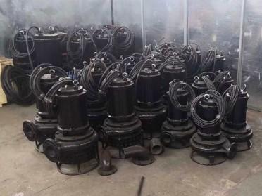 矿用潜水抽砂泵 火电厂热电厂煤渣泵