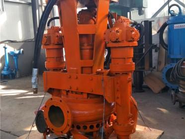 挖掘机铰刀排砂泵 液压矿山排砂泵 尾矿挖机排砂泵