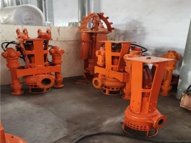 河床底部淤泥清理 YSZ型液压铰刀抽沙泵