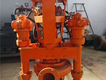 挖掘机抽沙泵 挖机清淤泵  液压泥浆泵