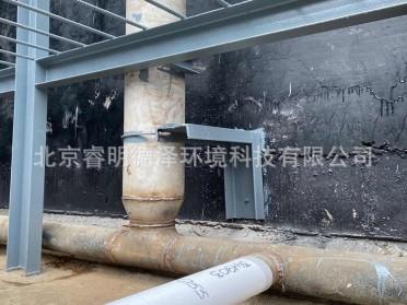 高密度聚乙烯管式曝气器 APKV-1微孔曝气管