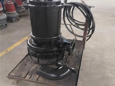潜水泥浆泵 矿用耐磨抽沙泵