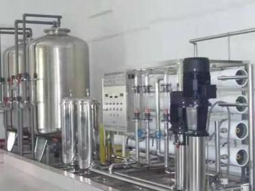 北京厂家专供优加品质RO反渗透、超滤前级软化水设备